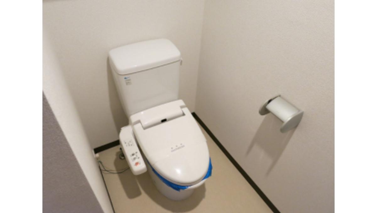 パシフィックコート目黒南(メグロミナミ)のウォシュレット付トイレ