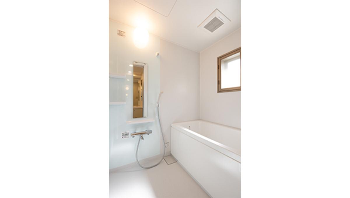 パークノヴァ洗足池(センゾクイケ)のバスルーム