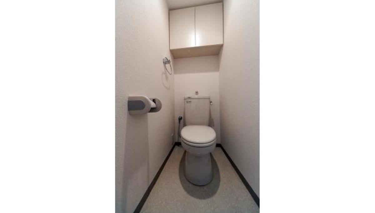 パークレジデンス戸越公園(トゴシコウエン)のトイレ