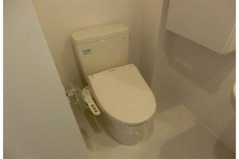 PASEO自由が丘(ジユウガオカ)のウォシュレット付トイレ