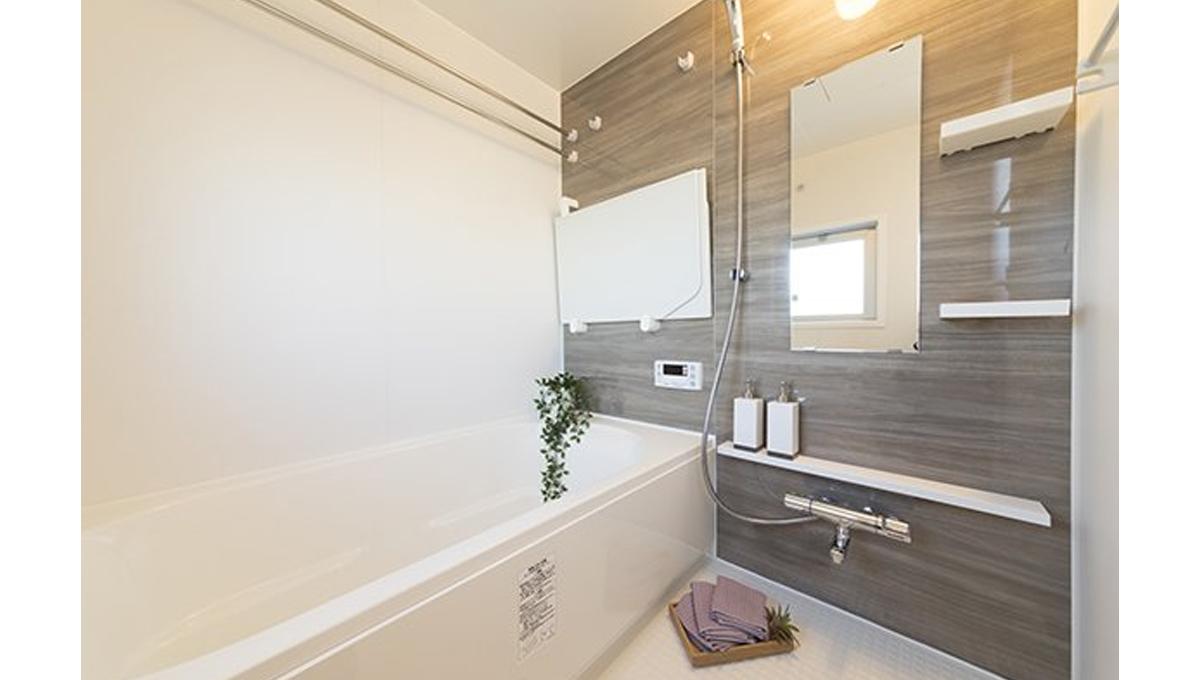 プラウドフラット戸越公園(トゴシコウエン)のバスルーム