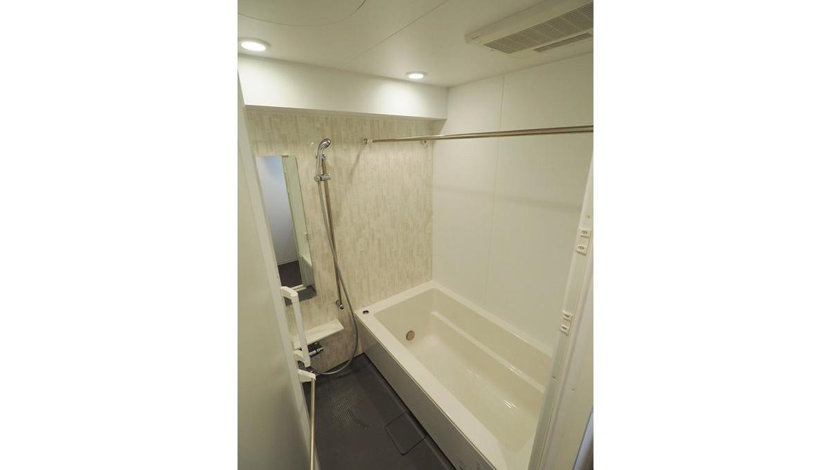レジディア西小山(ニシコヤマ)のバスルーム