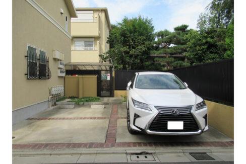リヴェール武蔵小山(ムサシコヤマ)の駐車場