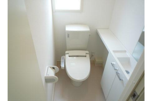 リヴェール武蔵小山(ムサシコヤマ)のウォシュレット付トイレ