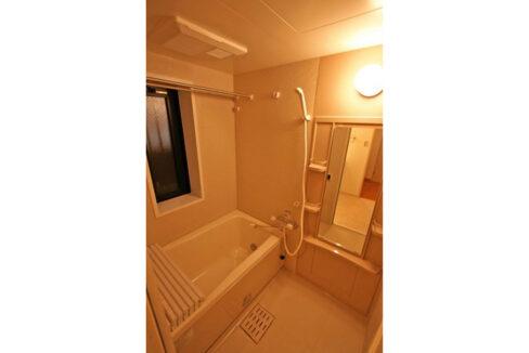 ロックフィールドのバスルーム