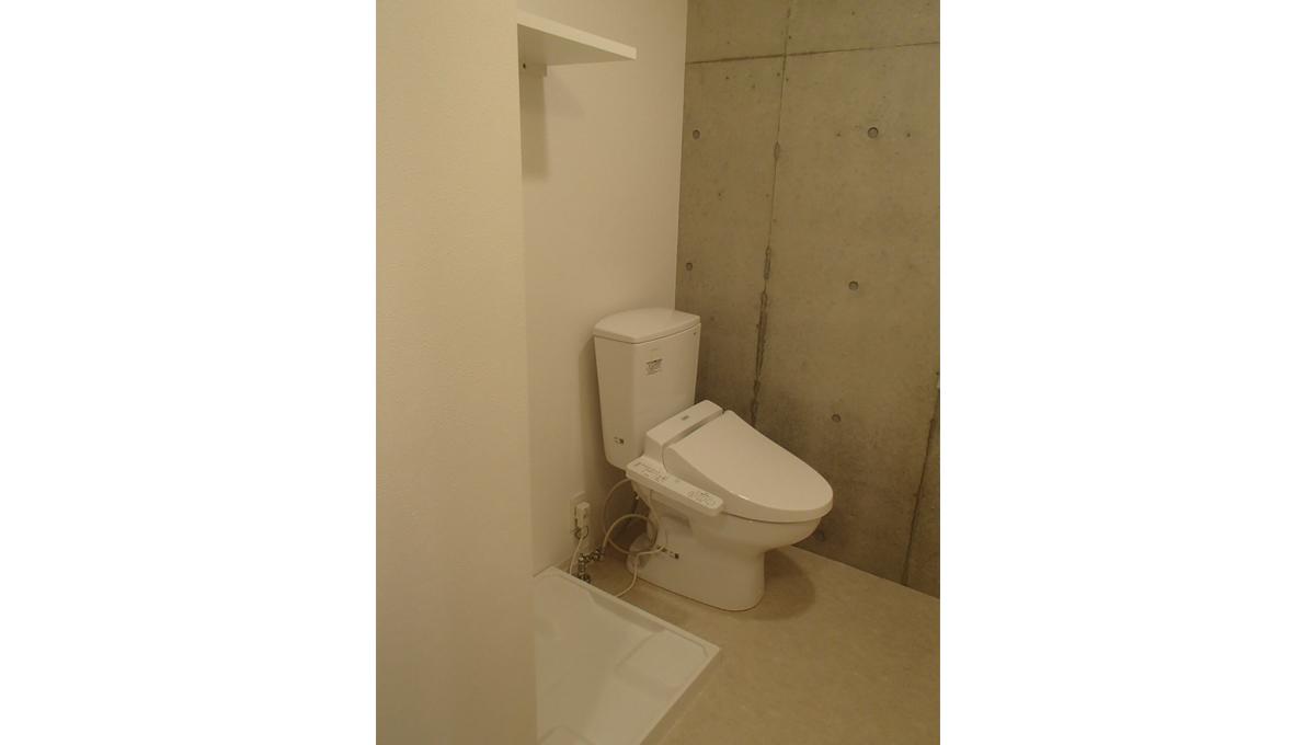 スペックレジデンス上池台(カミイケダイ)のウォシュレット付トイレ