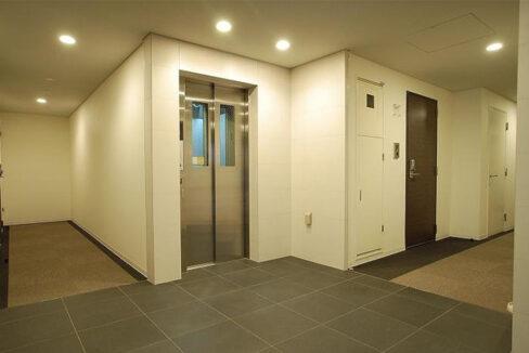 ステージファースト西大井一番館(ニシオオイ イチバンカン)のエレベーター
