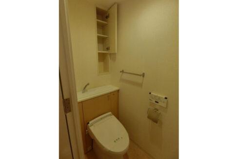 ステラメゾン武蔵小山(ムサシコヤマ)のウォシュレット付トイレ