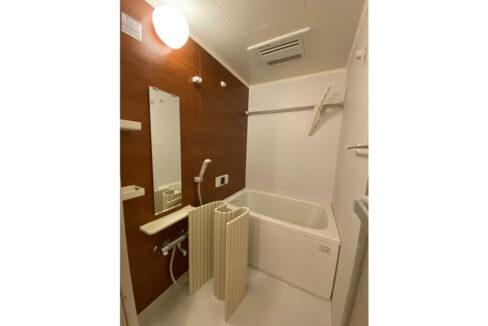 サン・ウィステリアのバスルーム