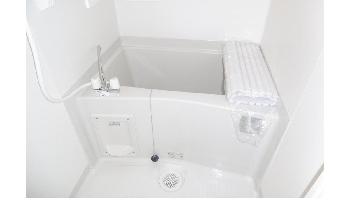サニーヒルズのバスルーム