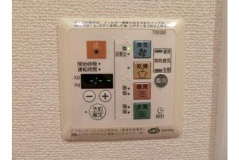 SYNEX SHINAGAWA-EBARA(シーネクス シナガワエバラ)の浴室乾燥機
