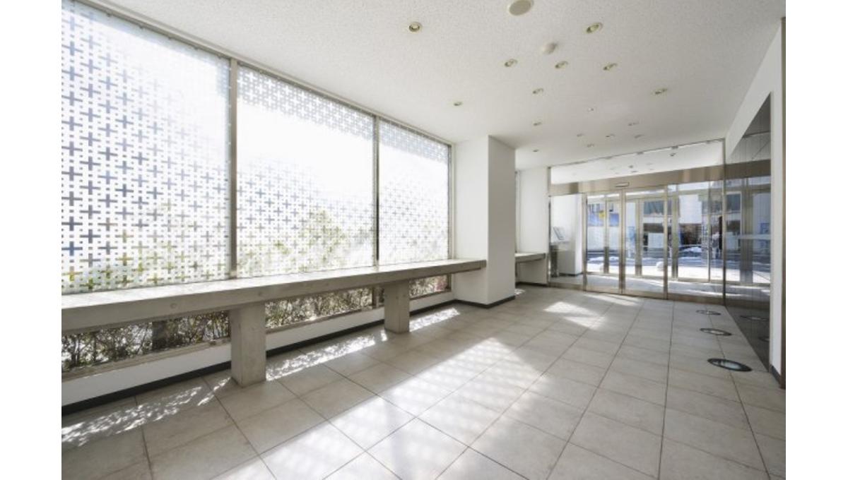 SYNEX SHINAGAWA-EBARA(シーネクス シナガワエバラ)のエントランスホール