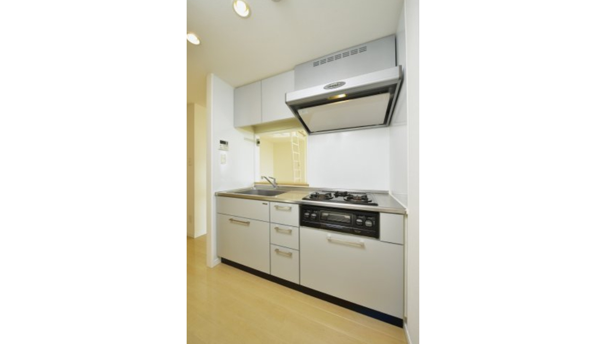 SYNEX SHINAGAWA-EBARA(シーネクス シナガワエバラ)の3口ガスキッチン