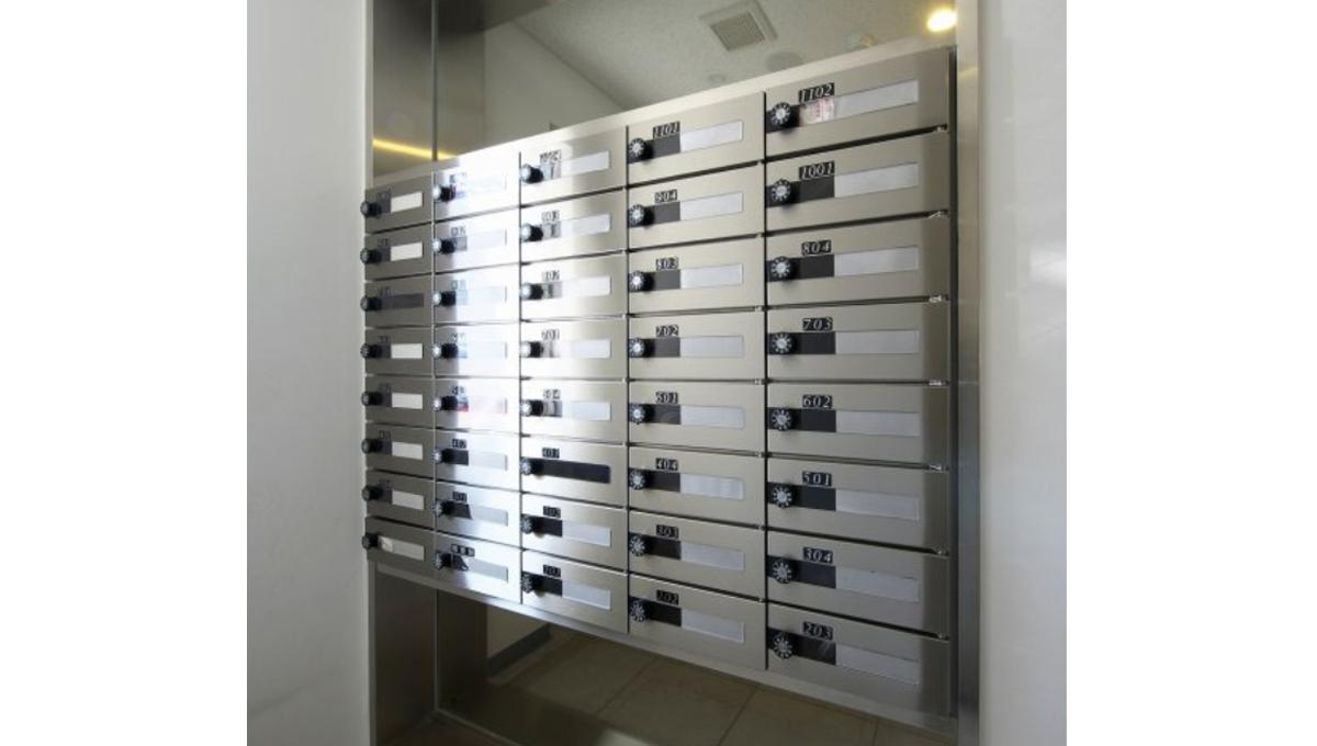 SYNEX SHINAGAWA-EBARA(シーネクス シナガワエバラ)のメールボックス