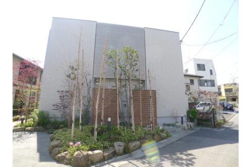 蓼科荘(タデカソウ)の外観