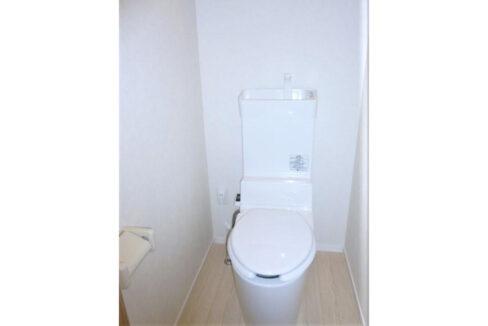 ザ・キャッスルMのトイレ
