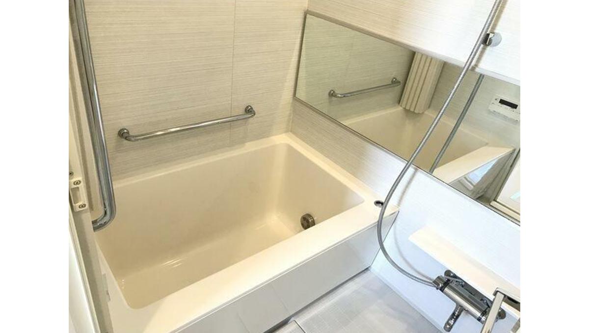 戸越銀座プレイス(トゴシギンザプレイス)のバスルーム