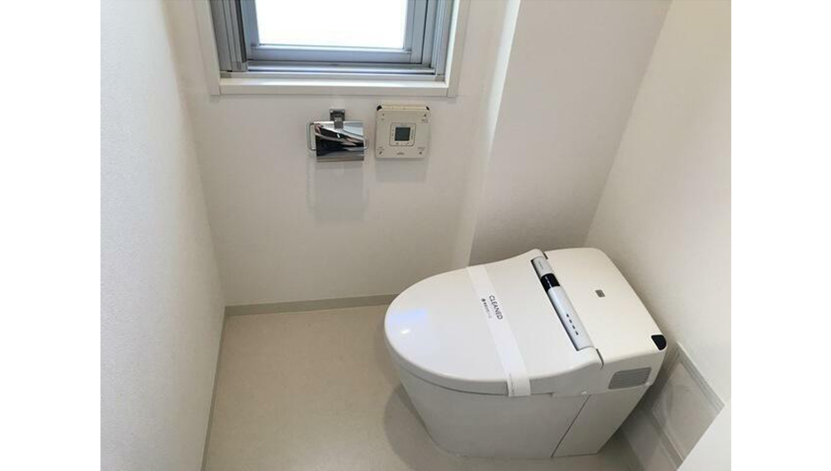 戸越銀座プレイス(トゴシギンザプレイス)のタンクレストイレ