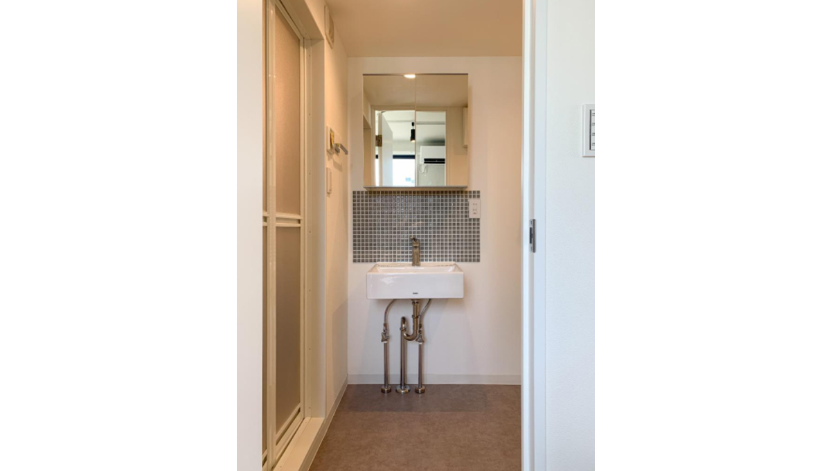 TRIAS517(トリアス)の独立洗面台