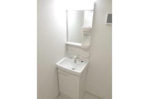 VISTA戸越(ビスタトゴシ)の独立洗面化粧台