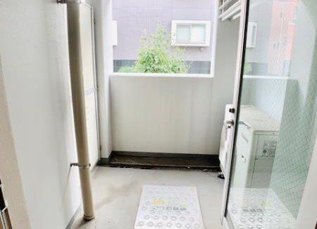 アパートメンツ不動前(フドウマエ)のバルコニー