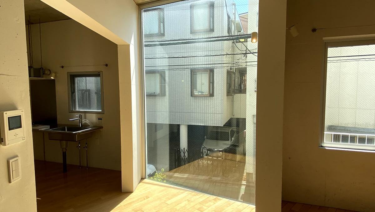 アリウェイ戸越(トゴシ)のリビング・ダイニング・キッチン