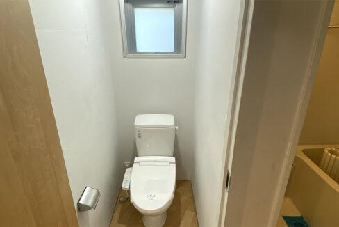 アリウェイ戸越(トゴシ)のウォシュレット付トイレ