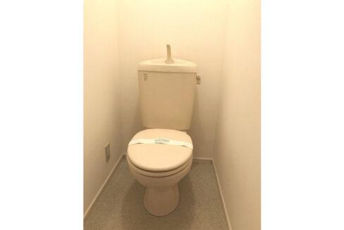 カサ・ブランカのトイレ