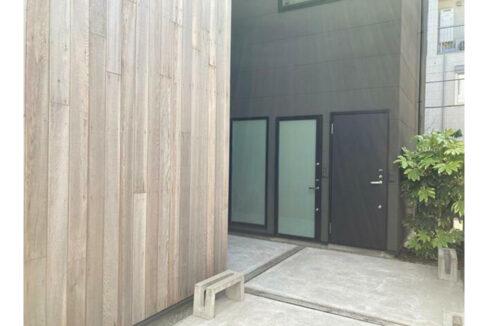 COCOHA都立大(ココハ トリツダイ)の玄関