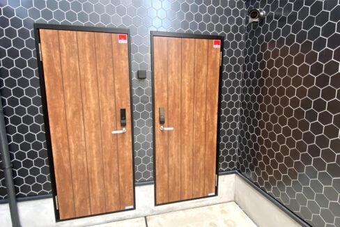 クラソ武蔵小山 奏(ムサシコヤマ カナデ)の玄関ドア