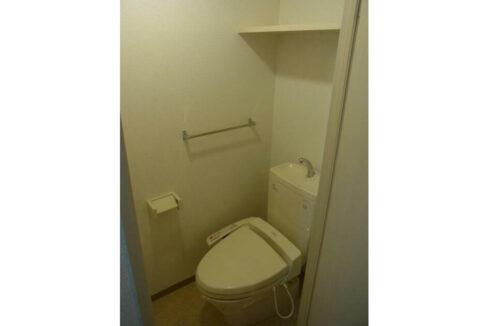 Crest Koyama(クレスト コヤマ)のウォシュレット付トイレ