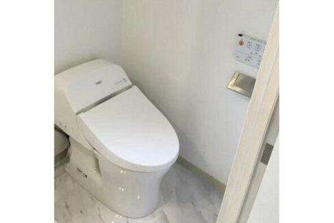 CREVISTA品川西大井(クレヴィスタ シナガワニシオオイ)のタンクレストイレ