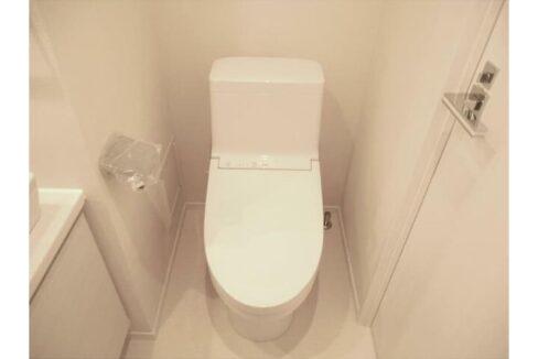 ドムス・スタイル武蔵小山(ムサシコヤマ)のウォシュレット付トイレ