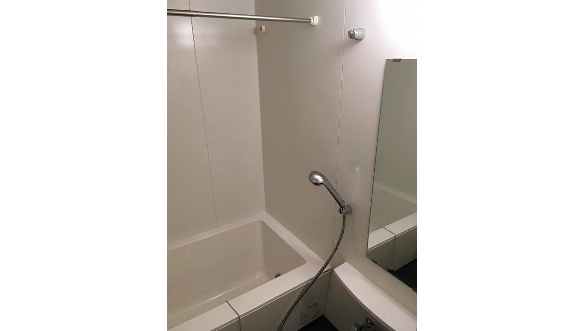 エスティメゾン武蔵小山Ⅱ(ムサシコヤマ)の追焚機能付バスルーム