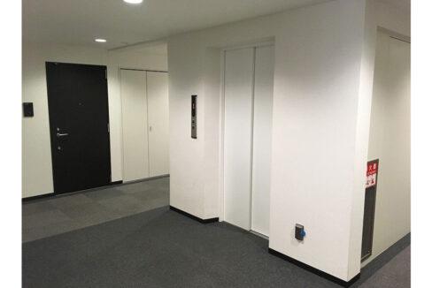 エスティメゾン武蔵小山Ⅱ(ムサシコヤマ)のエレベーター