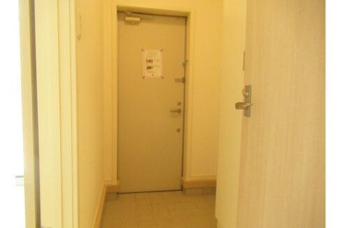 エクシート21の玄関ホール