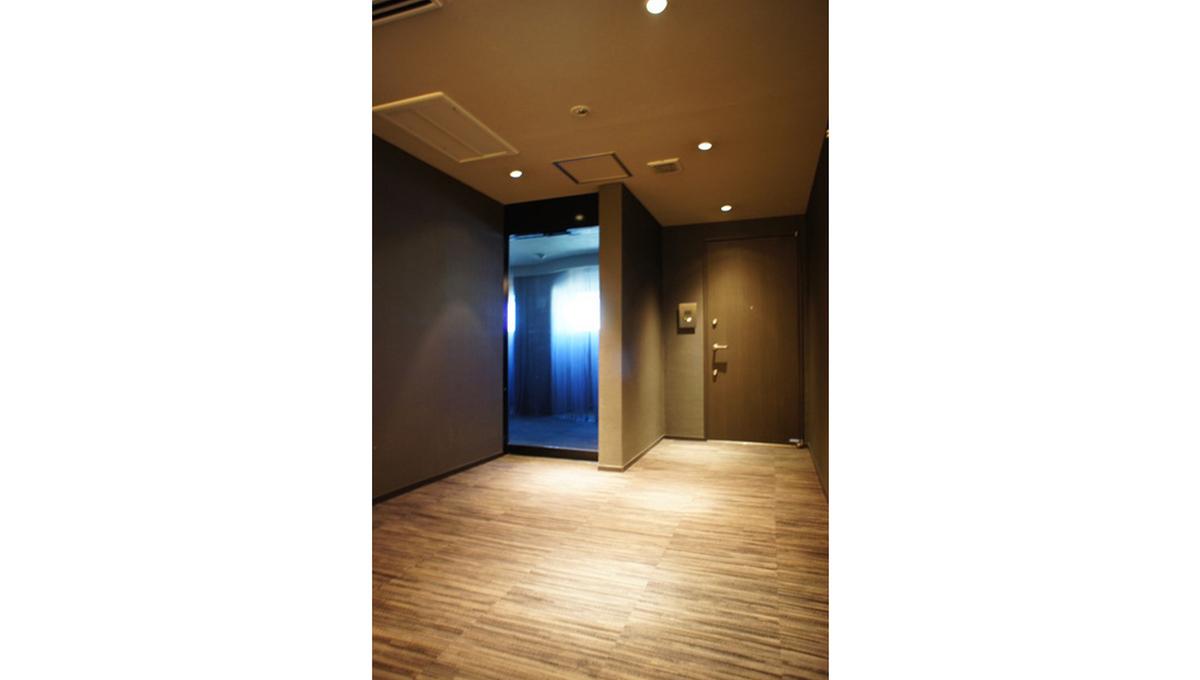 fino JIYUGAOKA(フィーノ ジユウガオカ)の内廊下