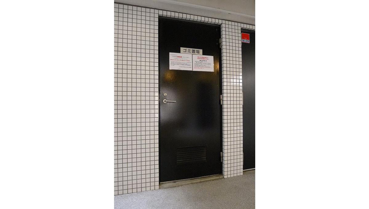 FLEG目黒平町(フレッグ メグロタイラマチ)のトラッシュルーム