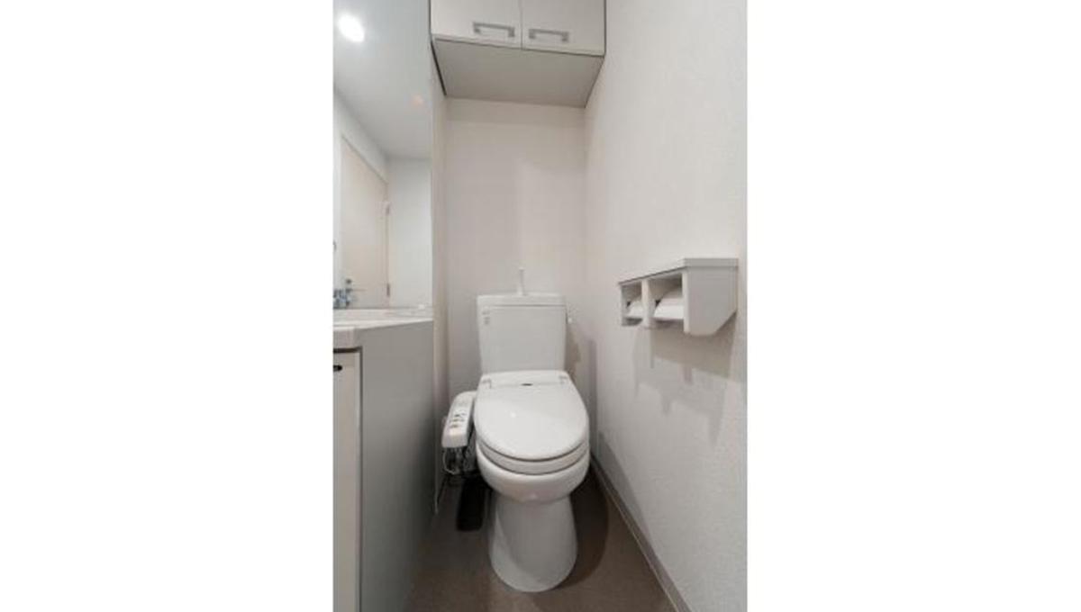 ジーリョ自由が丘(ジユウガオカ)のウォシュレット付トイレ