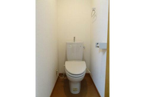 グレイス西小山(ニシコヤマ)のトイレ