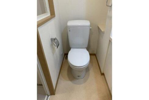 グランピア自由が丘(ジユウガオカ)のトイレ