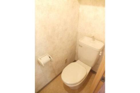 グランヴァン武蔵小山Ⅱ(ムサシコヤマ)のトイレ