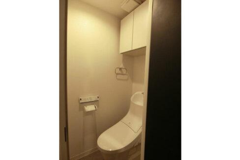 オルタンシアV(オルタンシア ファイブ)のウォシュレット付トイレ