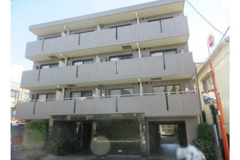 ルーブル武蔵小山弐番館(ムサシコヤマ ニバンカン)の外観