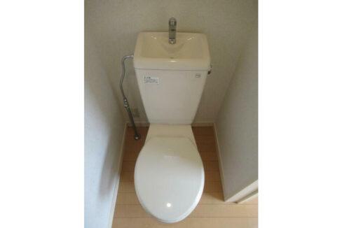 リュミエールのトイレ