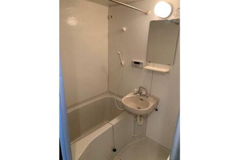 モダンフォルム洗足(センゾク)のバスルーム