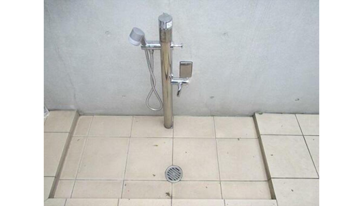 モダンフォルム洗足(センゾク)のペット足洗い場