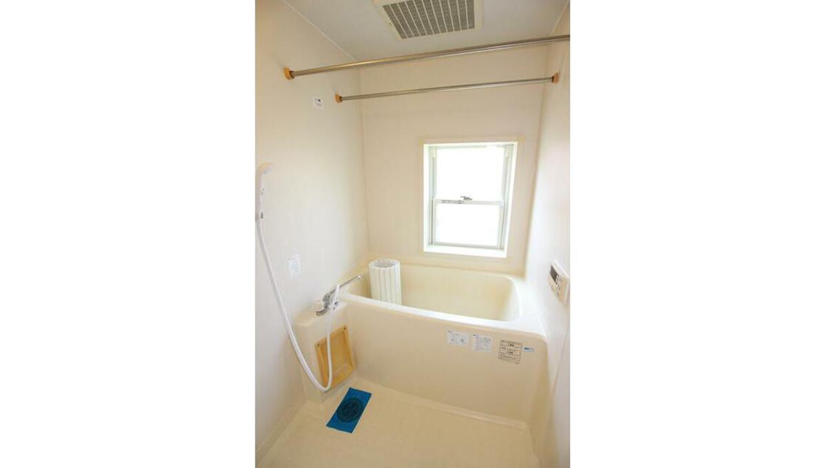 N-dolf(エヌ・ドルフ)のバスルーム