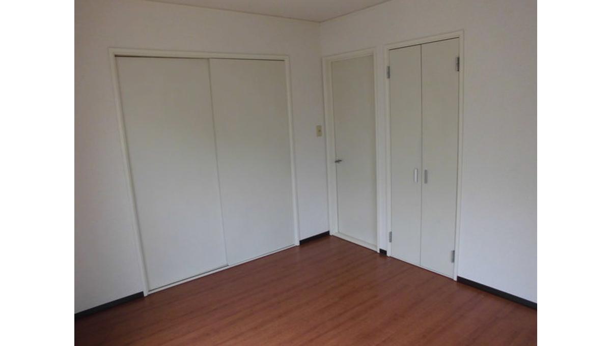中根二丁目アパート(ナカネ ニチョウメ)のベッドルーム