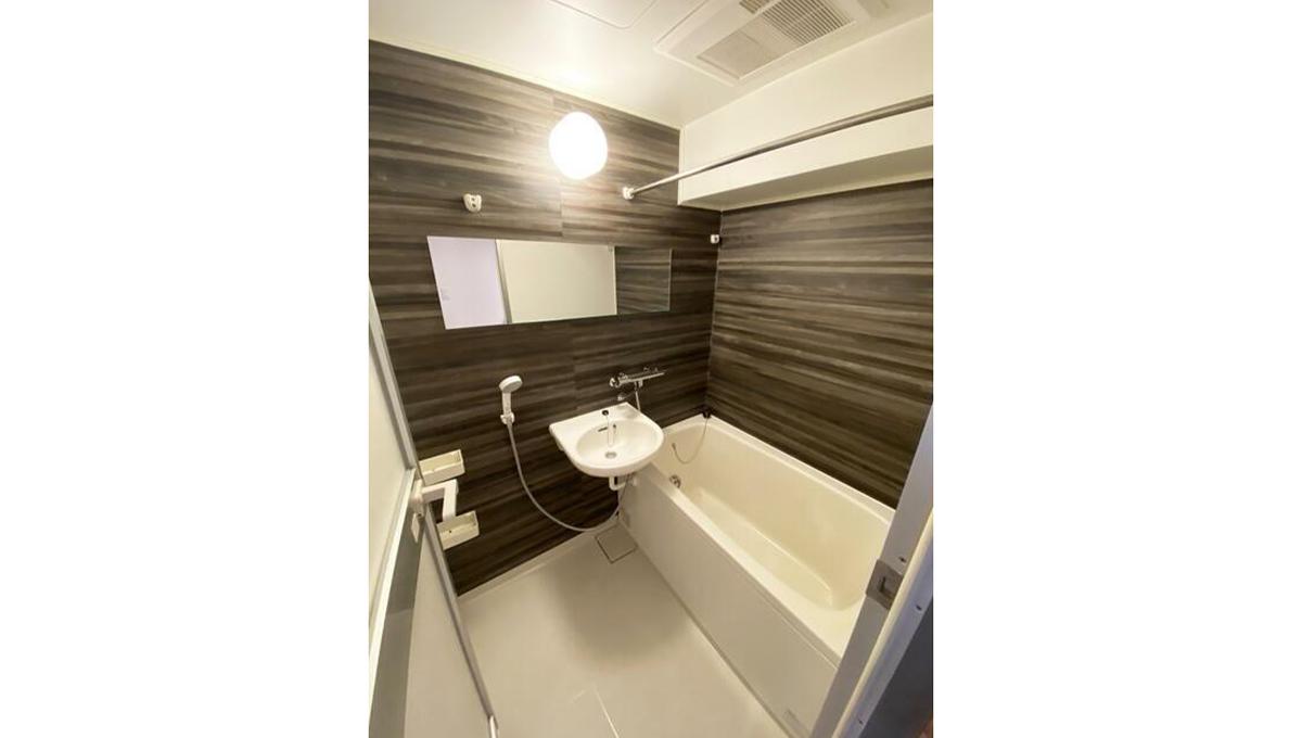 ネオ北千束(ネオキタセンゾク)のバスルーム